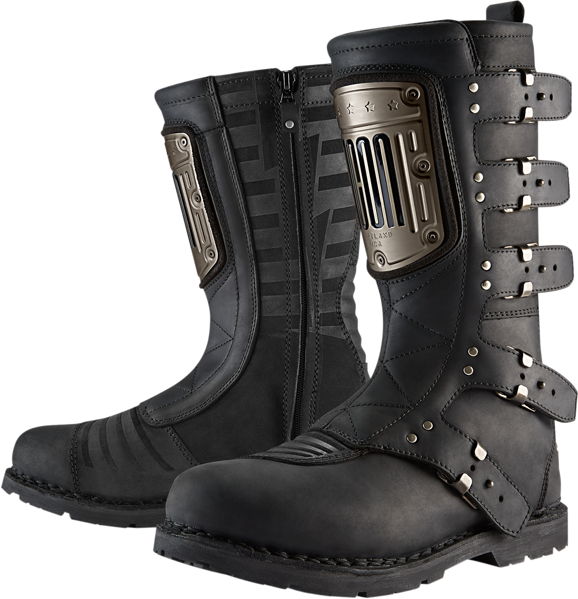 Icon 1000 Elsinore Hp Boot Black | Products | Ride Icon