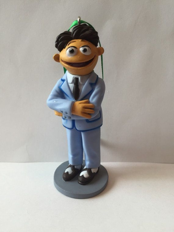 Muppets Christmas Tree Ornament  Walter by ErinEtc on Etsy