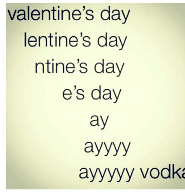 valentine vodka - Valentines Vodka