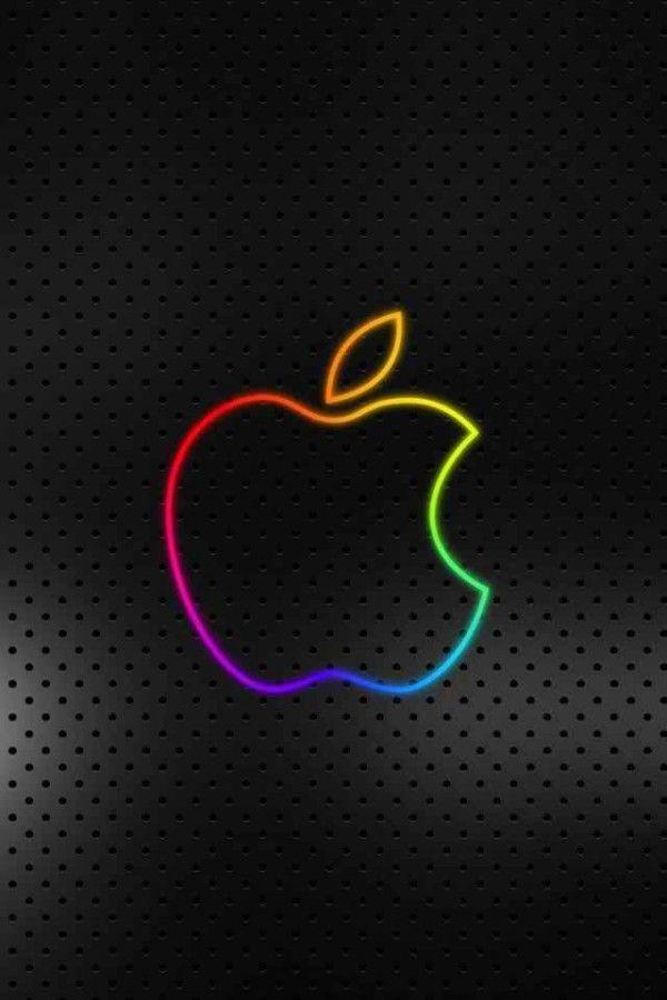 View source image Apple logo wallpaper iphone, Apple