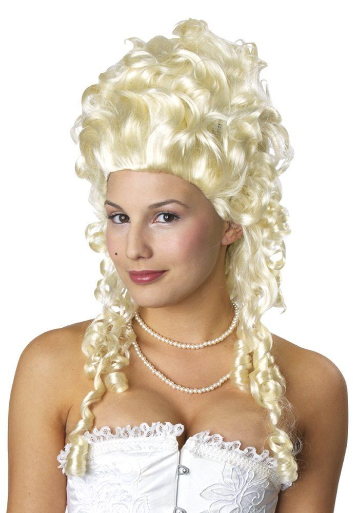 Costume Wig! Blonde Bombshell Marie Antoninette Wig Blonde  BAC  LongandFull 52490e6c6ca3