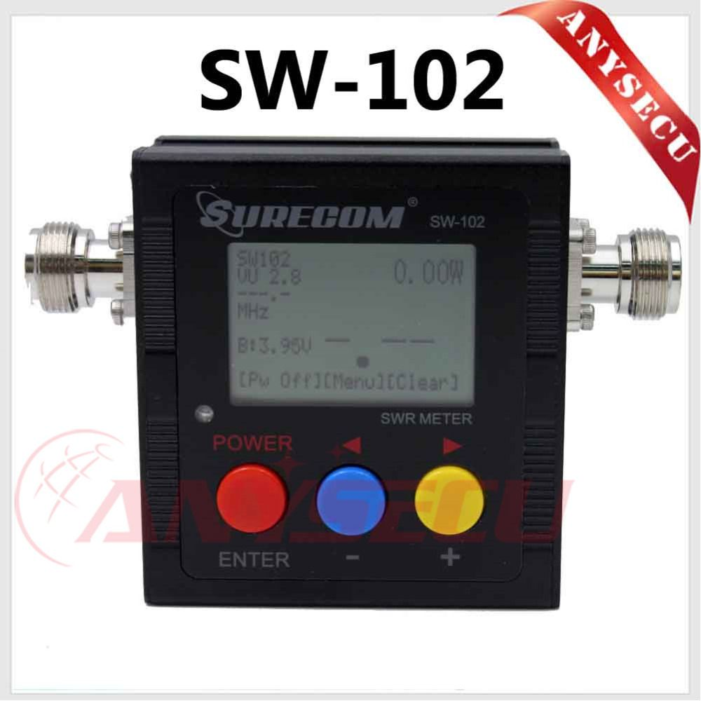 Find More Telecom Parts Information about 2016 NEW SURECOM SW 102 100 520 Mhz Digital VHF/UHF Power