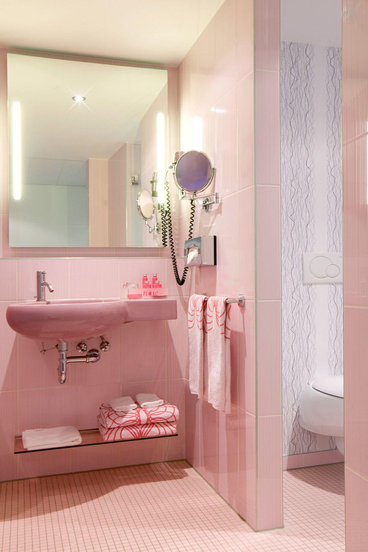 Nhow Berlin Hotels Design Berlin Hotel Bathroom Inspiration