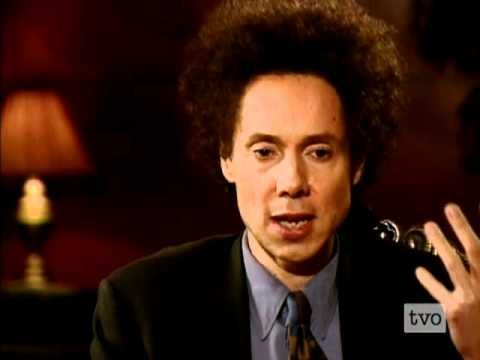 Malcolm Gladwell Talks About His Latest Book Blink Which
