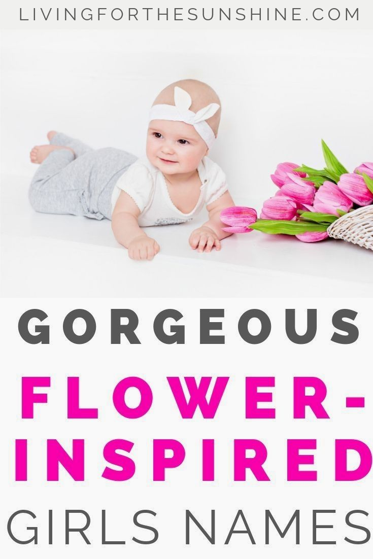 top girl flower names