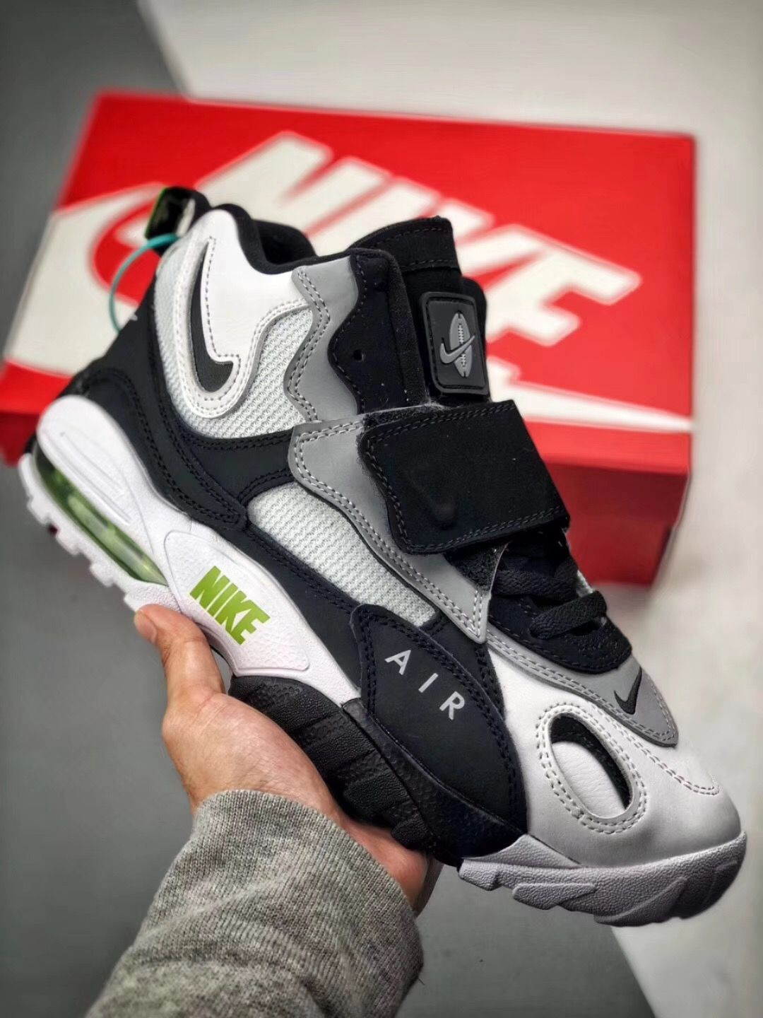 finest selection 85552 59101 NIKE AIR MAX SPEED TURF 525225-103