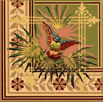 Victorian Wallpaper Patterns From Steampunk Inspiration Blog