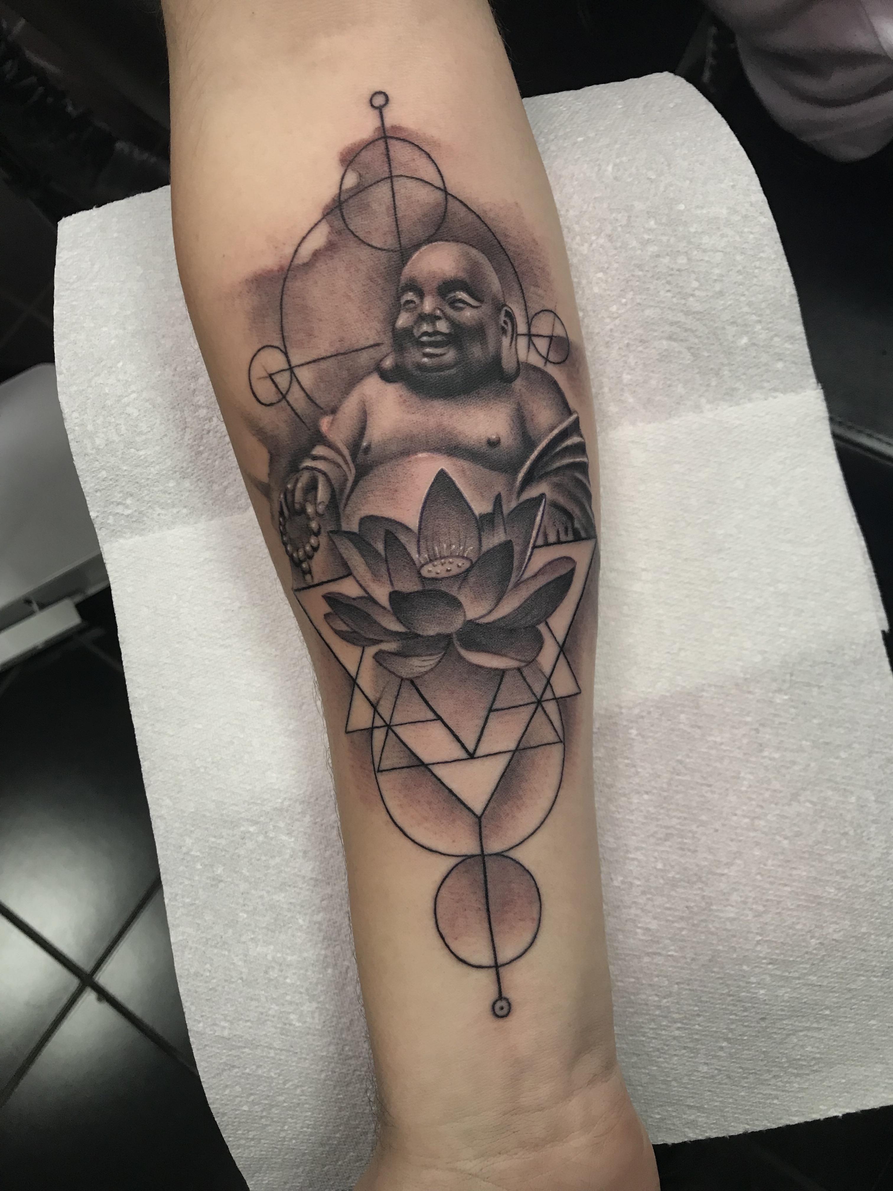 My first tattoo! Done by JJ at AwakeArise. York UK