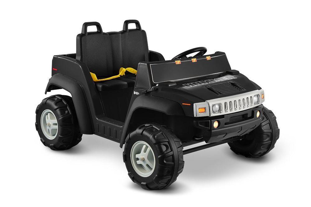 Kid Motor Power Wheels Car For Kids Cheverolet Racing Camaro 2 Seater Red Sports Hummer H2 Kids Motor Hummer