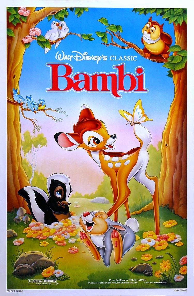 "New Disney Movie! ""Bambi"" LIVE ACTION REMAKE! TRAILER"