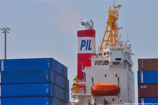 Pacific International Lines (PIL) has evolved from a coastal ship