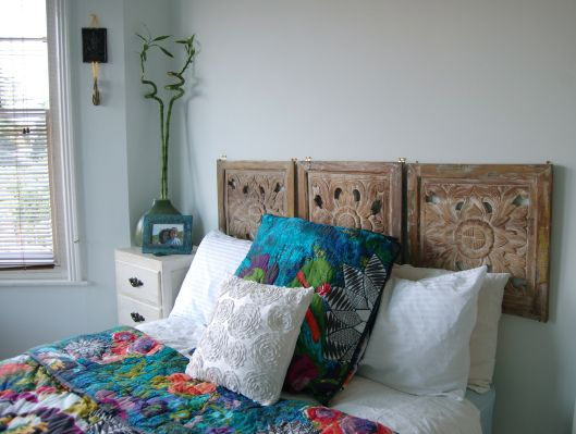 Moroccan-inspired bargain bedroom makeover Bedrooms and Room