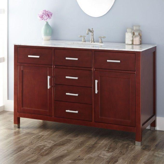 56 McLaughlin Vanity 1750 Bathrooms Pinterest Vanities