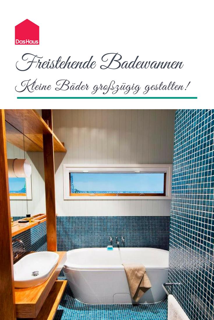 Bad Badezimmer Offen Gross Wellness Spa Freistehende Badewanne Schwarze Badewanne Wanne Idee Bild Inspiration Badewanne Freistehende Badewanne Haus