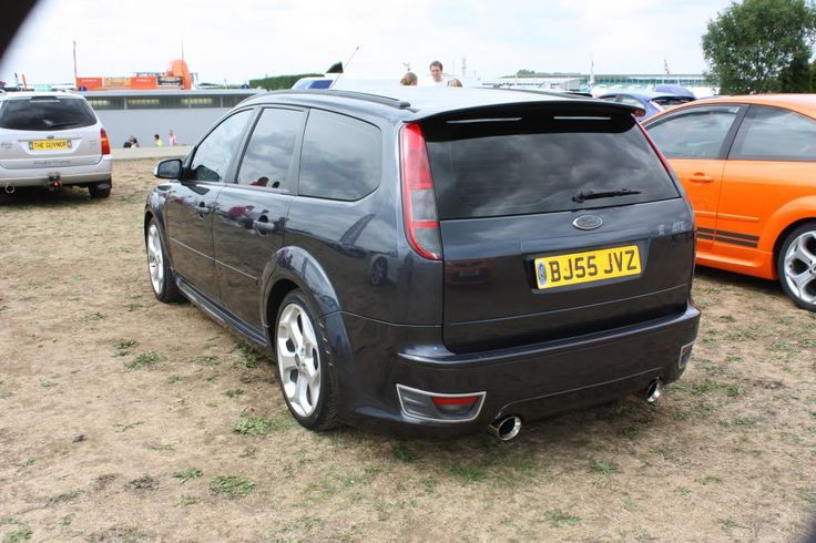 ford focus st mk2 sport wagon grey st combi ford. Black Bedroom Furniture Sets. Home Design Ideas
