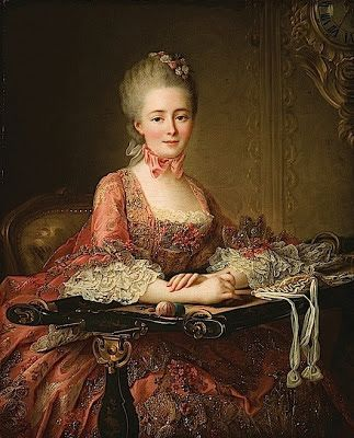 Bumble Button Marie Antoinette And Friends In Beautiful18th Cent Historical Art Rococo Fashion Old Paintings