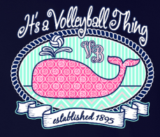 Volleyball Whale Volleyball Hooded Sweatshirt By Victorysportsgraphics With Images Volleyball Tshirts Volleyball Shirt Designs Cute Volleyball Shirts
