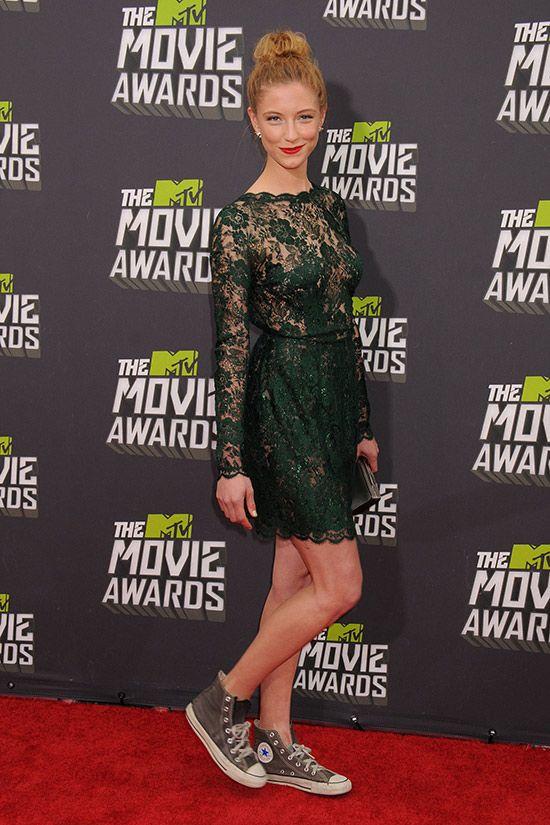 Caitlin Gerard, MTV Movie Awards 2013