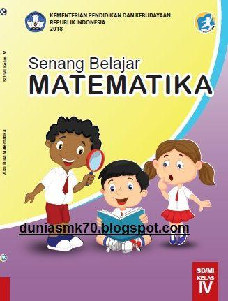 Kunci Jawaban Senang Belajar Matematika Kelas 4 Di 2021 Matematika Kelas 4 Matematika Buku