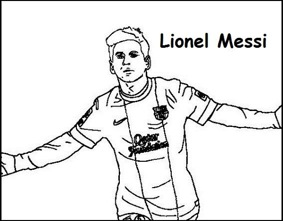 messi coloring pages Lionel Messi Coloring Printable Page | Soccer | Messi, Lionel  messi coloring pages