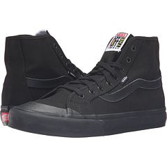 Vans Black Ball Hi SF   Vans, Black