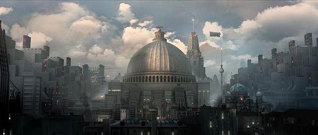 Berlin? | Wolfenstein, Wolfenstein the new order, Taj mahal