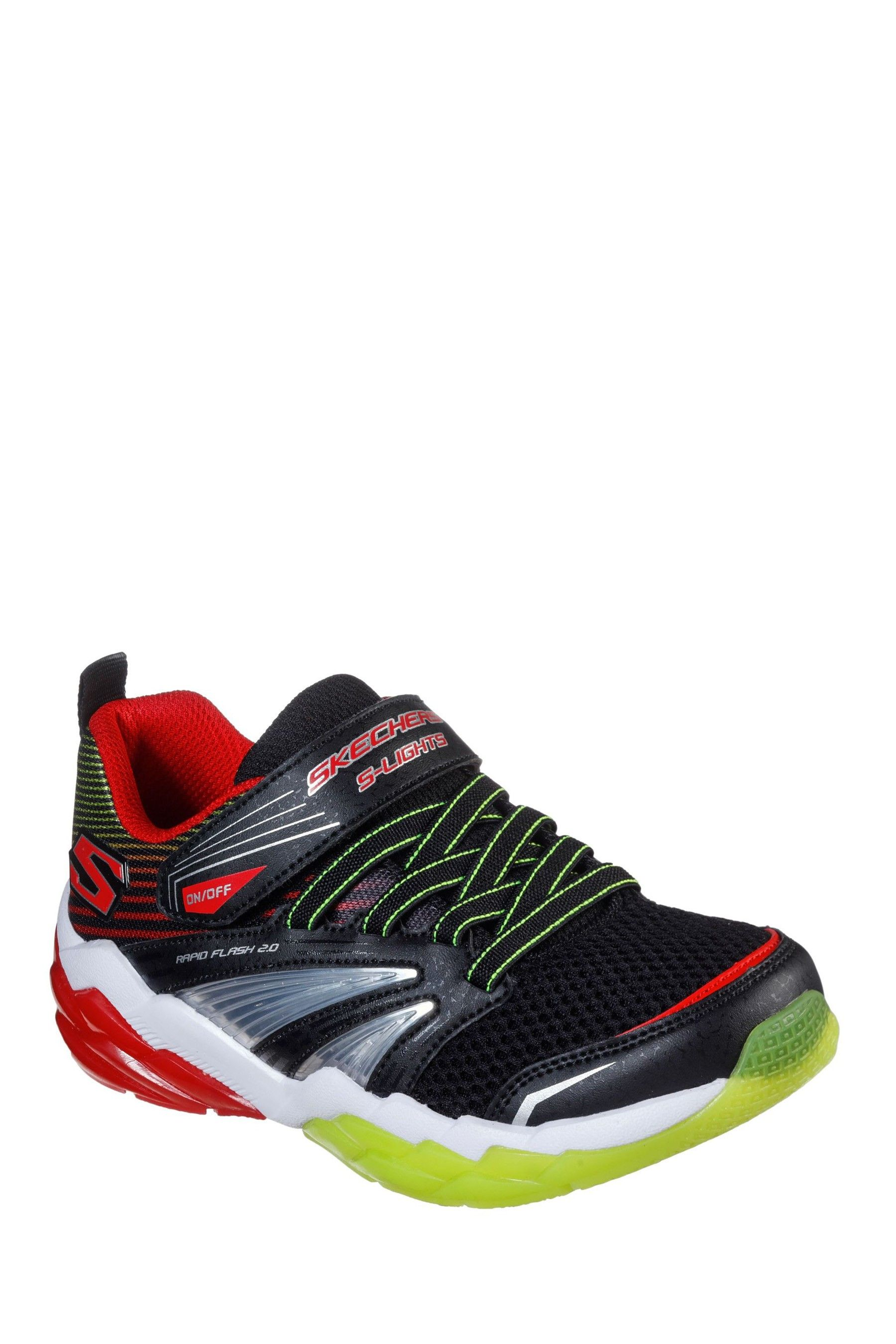 Skechers Rapid Flash 2 0 Trainers Skechers Trainers