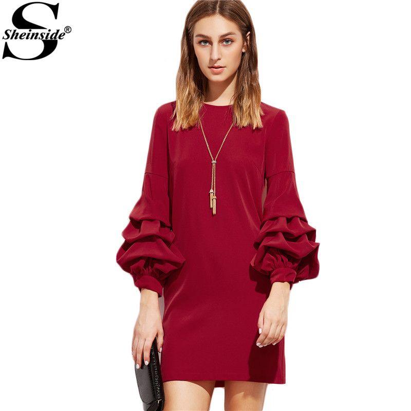 Платья на осень повседневные купить