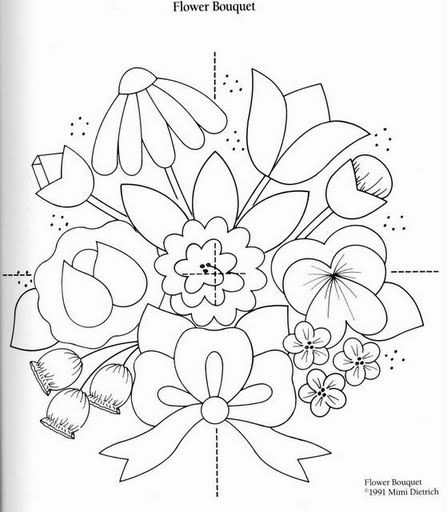 flower stiches on Pinterest | Embroidery, French Knots and ...