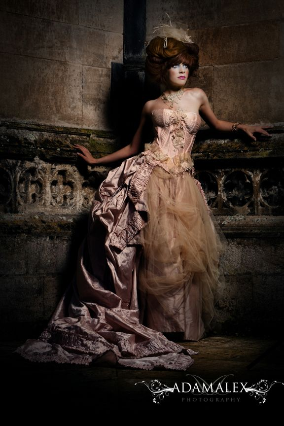 Picture of Marie Antoinette Wedding Dress - Terry Fox The Hengrave Collection 2011