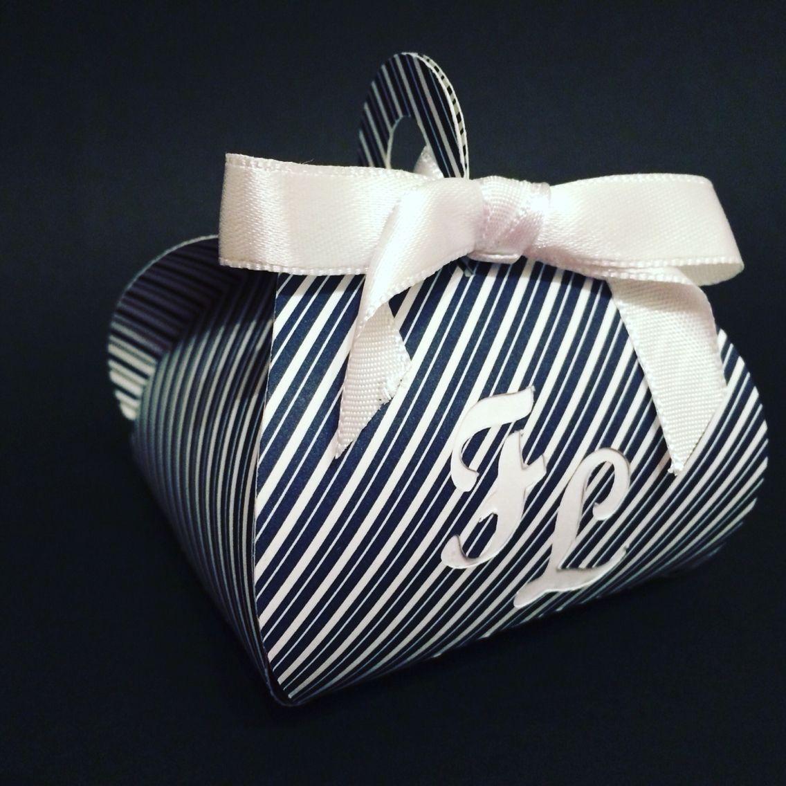 Embalagem para bem casado personalizada!