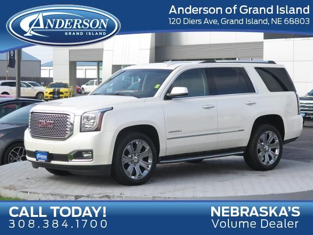 Anderson Auto Group Offers This Used Gmc Yukon Sport Utility For