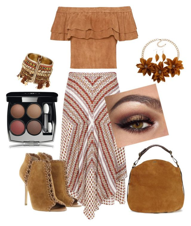 """""""Untitled #61"""" by renadagreer on Polyvore featuring 10 Crosby Derek Lam, Michael Kors, Chanel and UGG"""
