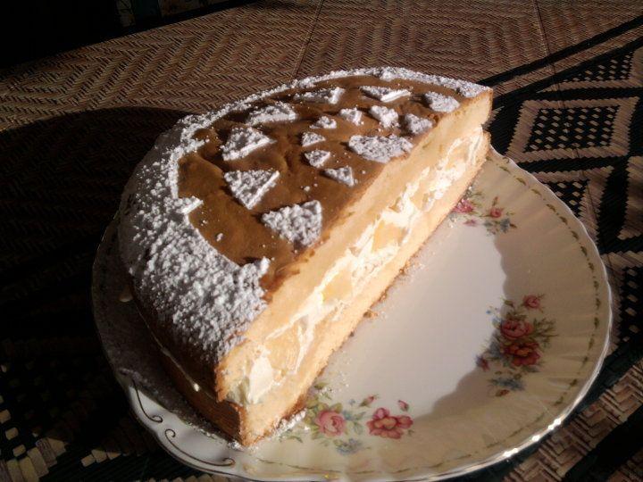 Ricetta torta all'ananas: imparate con la vostra Cicetta come realizzare questa semplice ricetta con tante foto e spiegazioni passo dopo passo.