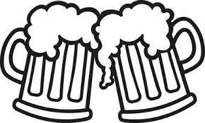 Resultado De Imagen Para Beer Silhouette Beer Drawing Beer Mug Clip Art Beer Mugs