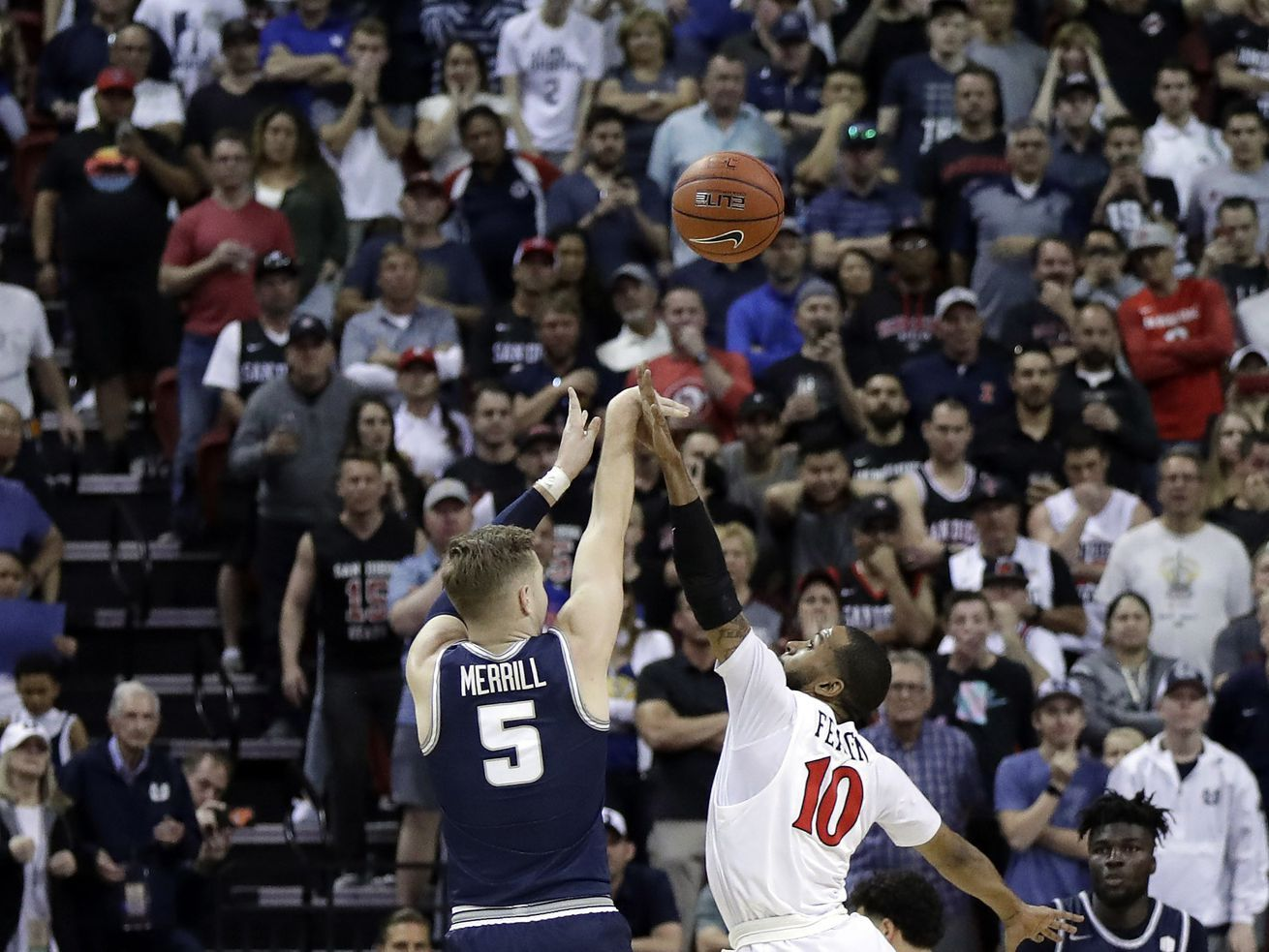 'You all needed this' Utah State basketball releases its