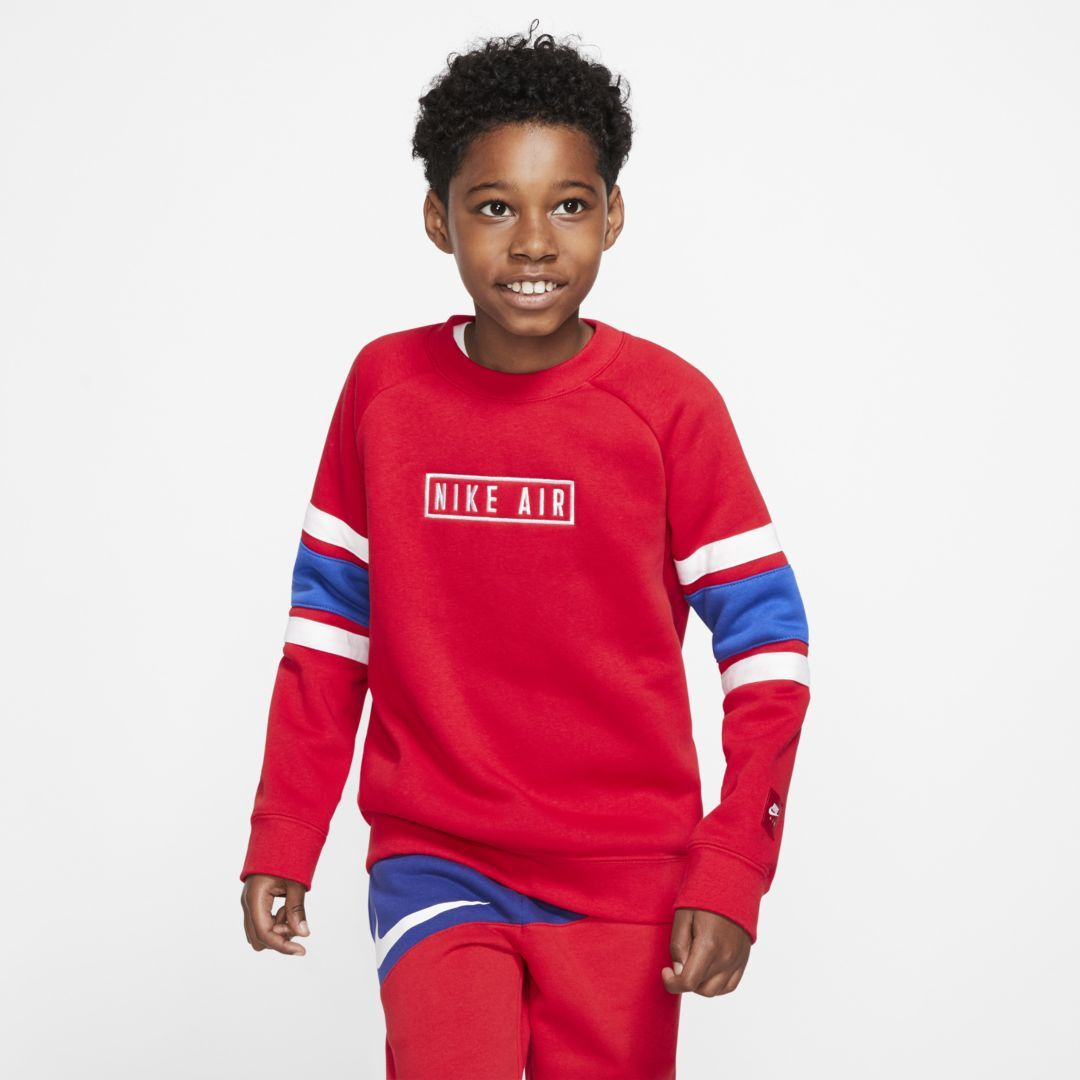 Air Big Kids' (Boys') Crew | Products in 2019 | Big kids