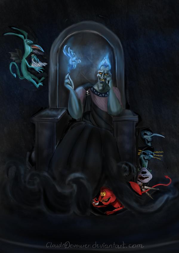 Hades Disney by CloudsDevourer on DeviantArt