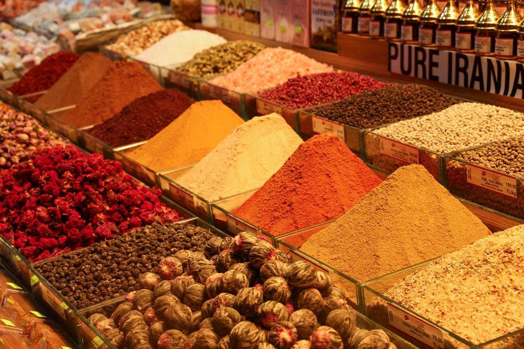 Guía básica de especias: usos culinarios y propiedades (Parte II