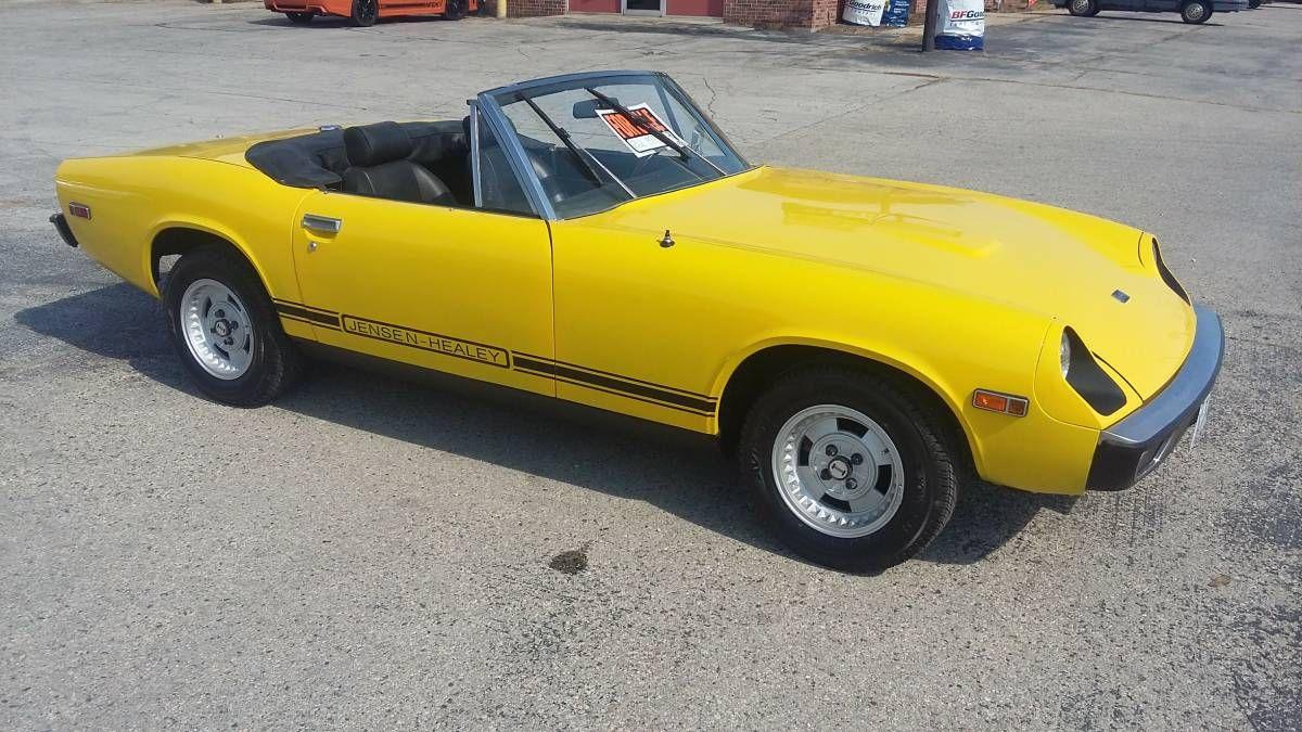 1974 Jensen Healey Roadster 5,500 Waukesha, WI ForSale