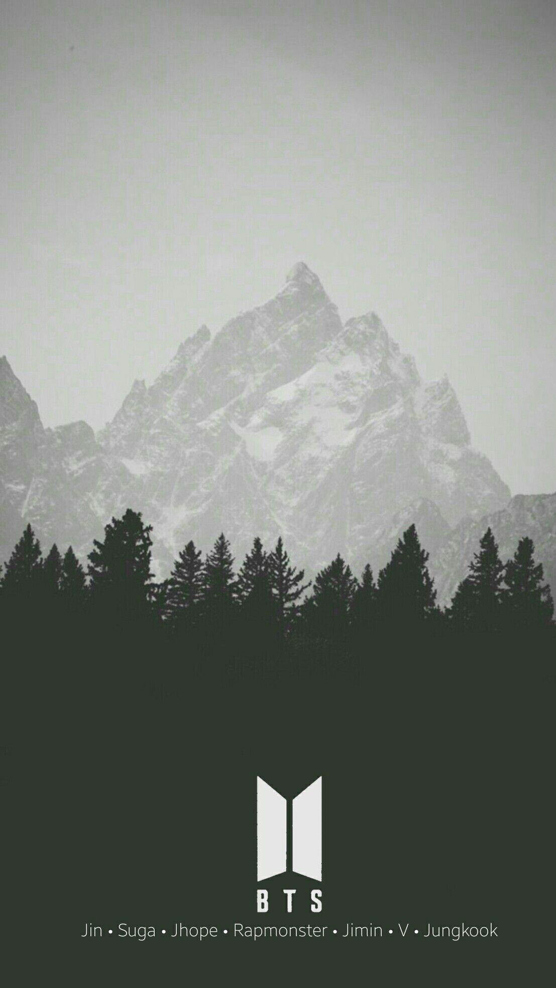 Bts Wallpaper C Extraordinaryarmy Phone Backgrounds Mountain