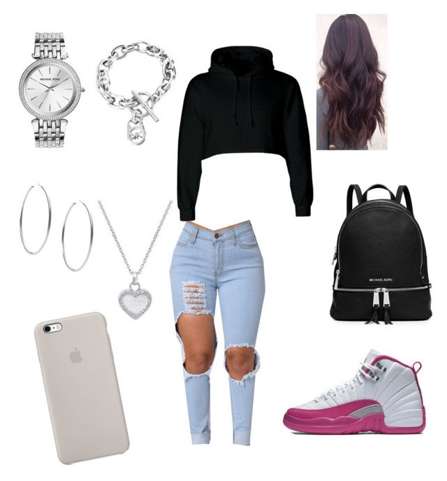 """""""Untitled #51"""" by lejatyn on Polyvore featuring MICHAEL Michael Kors and Michael Kors"""