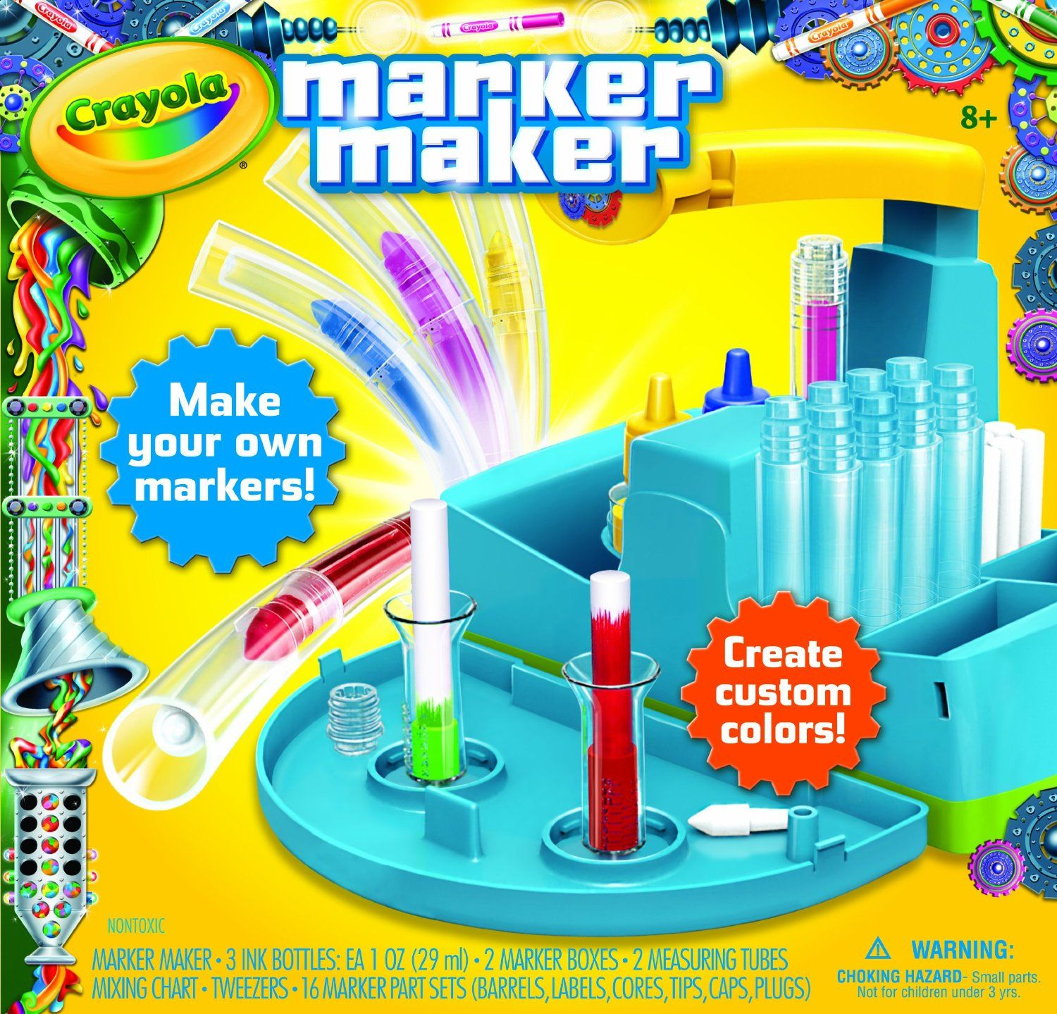 crayola marker maker toy markers toy and toys