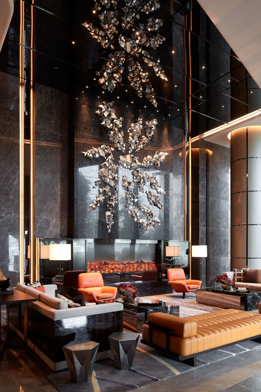 Top 20 Interior Designers Hong Kong Lobby Design Otel Ic Mekanlari