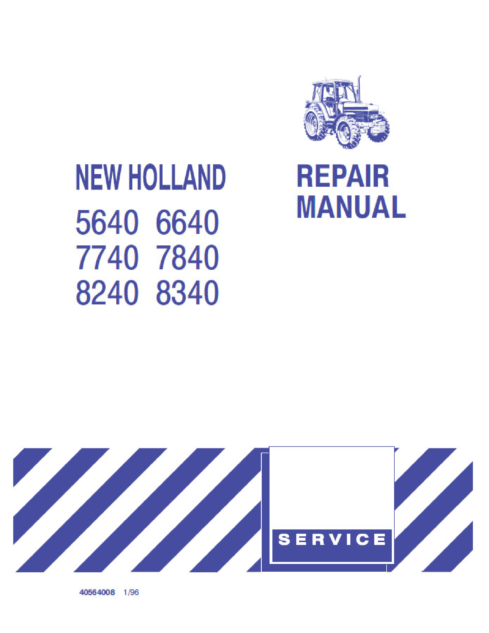 New Holland 7740 Tractor Manual New Holland 7740 Tractor Owners Manual New Holland 7740 Tractor Service Manual New Holland 7740 Tractor