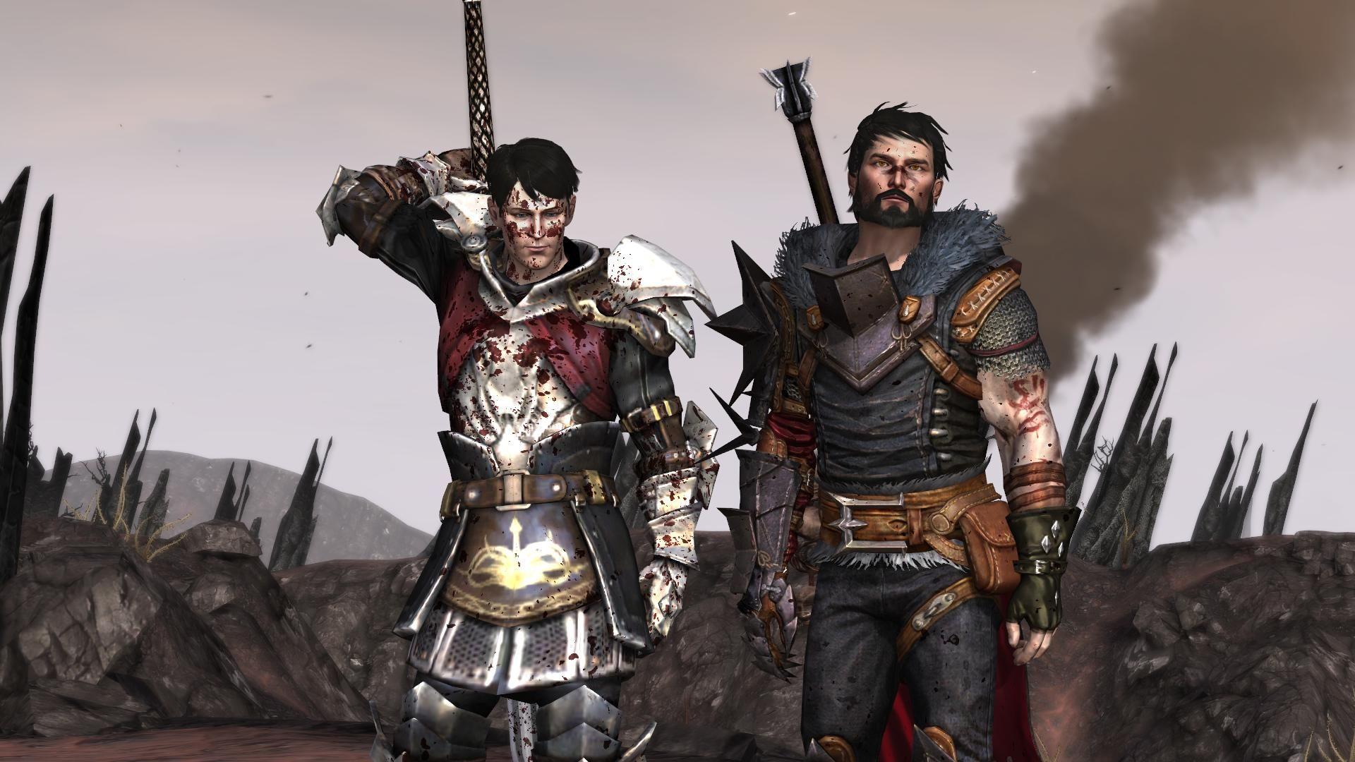 Dragon Age 2 1080p Wallpaper Games Wallpapers Hd