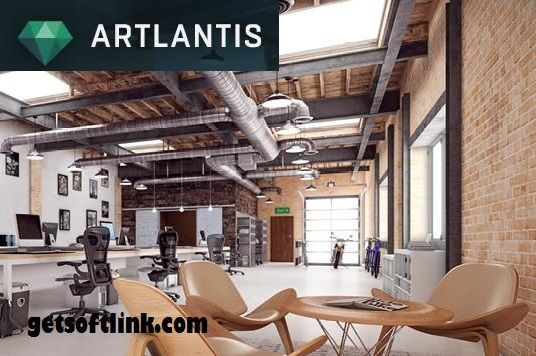 Artlantis Studio 6 Crack Mac OS X With Serial Key Free Download From Here And You