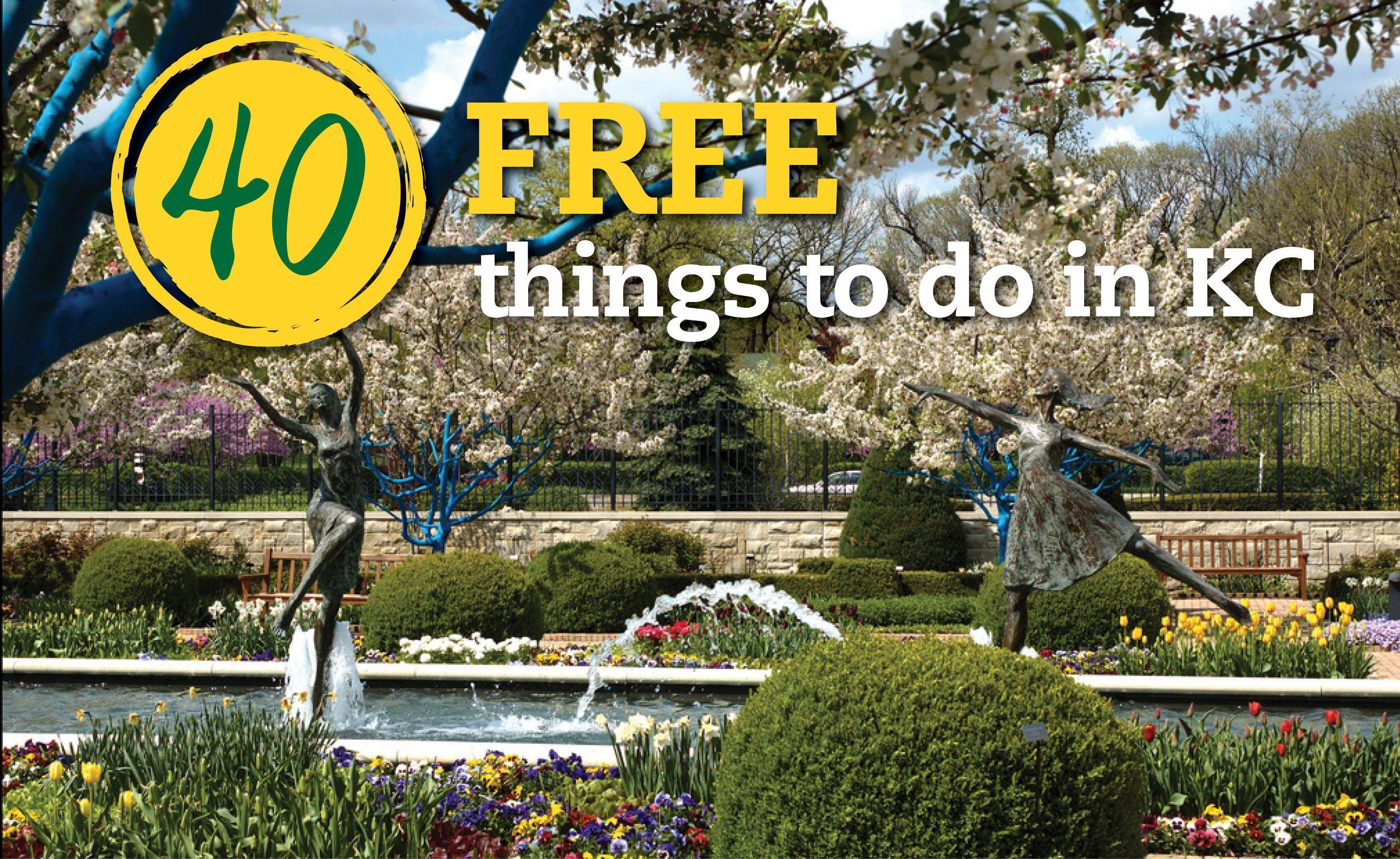 40 Ideas for Free Fun in Kansas City KC Parent June