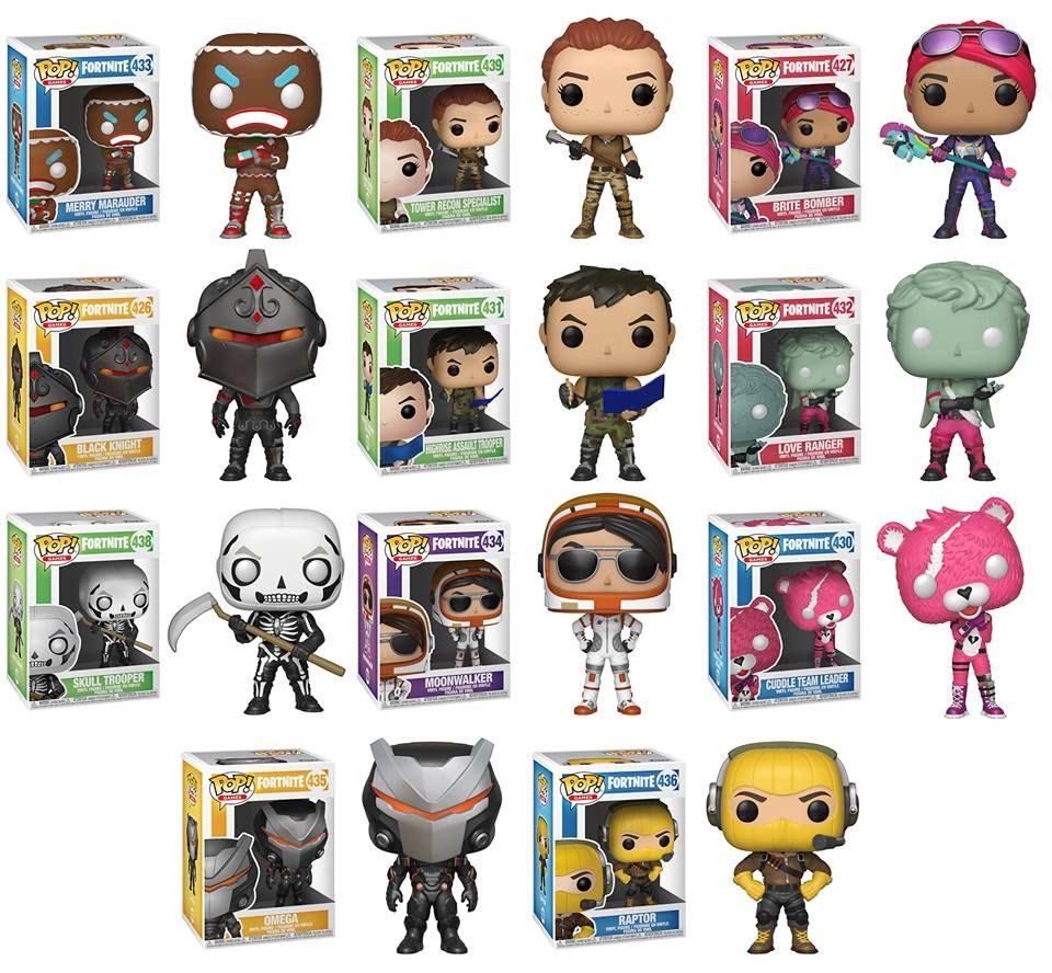 You Knew It Was Bound To Happen Funko Pop Fortnite Vinyl Action