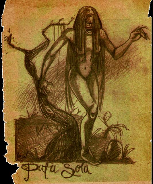 Thebkano: LEYENDA O MITO LA PATA SOLA | Leyendas, Mitos y leyendas ...
